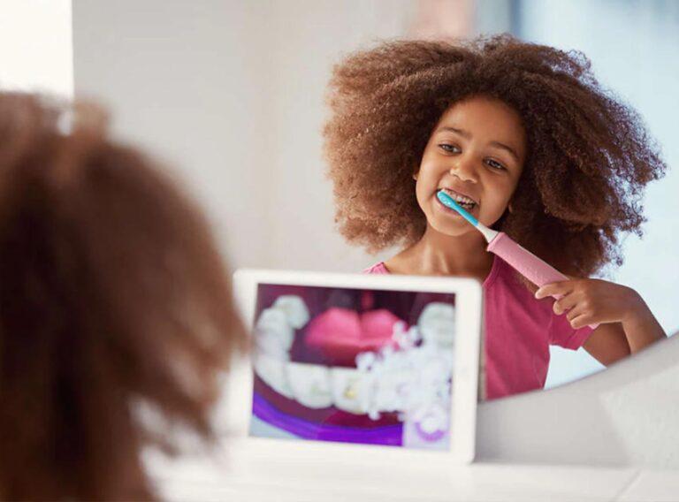 Sonicare for Kids de la Philips Periuta Electrica